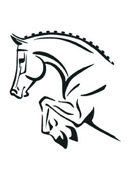 Hästdekaler