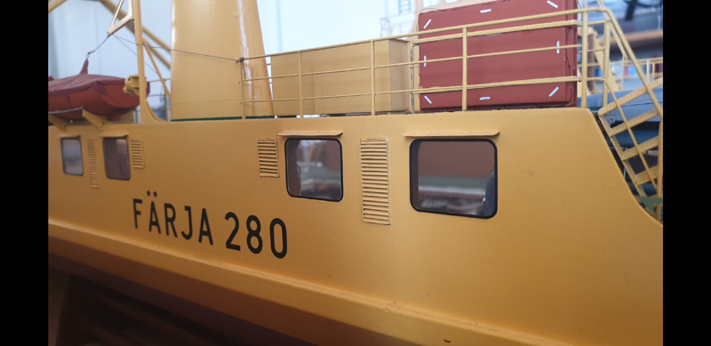 Fartygsbeteckning